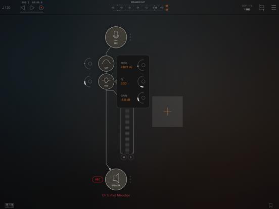 AUM - Audio Mixer