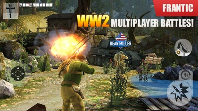 Screenshot from Brothers in Arms® 3