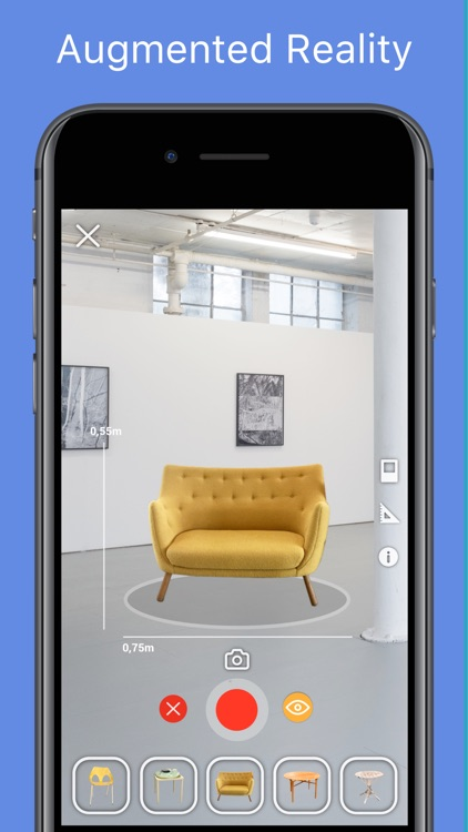 Extractory - Augmented Reality