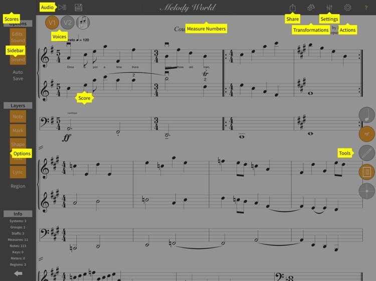 MusicJOT screenshot-7