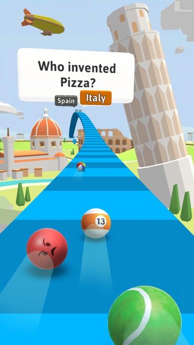 Trivia Race 3D - Roll & Answer screenshot 2
