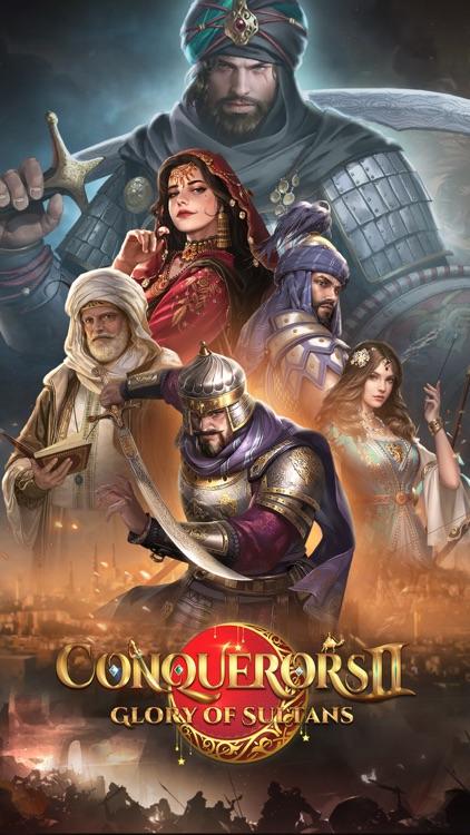 Conquerors 2: Glory of Sultans screenshot-0