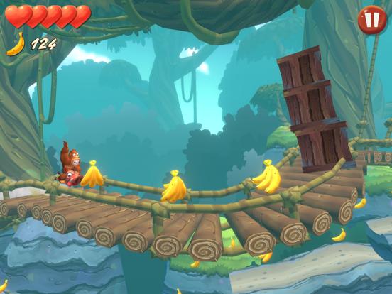 Banana Kong Blastのおすすめ画像6