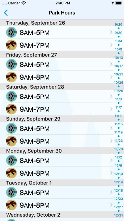 Magic Guide: Universal Orlando screenshot-8