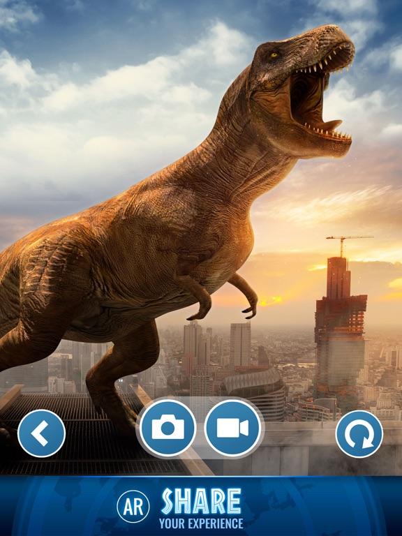 Jurassic World Alive-ipad-0