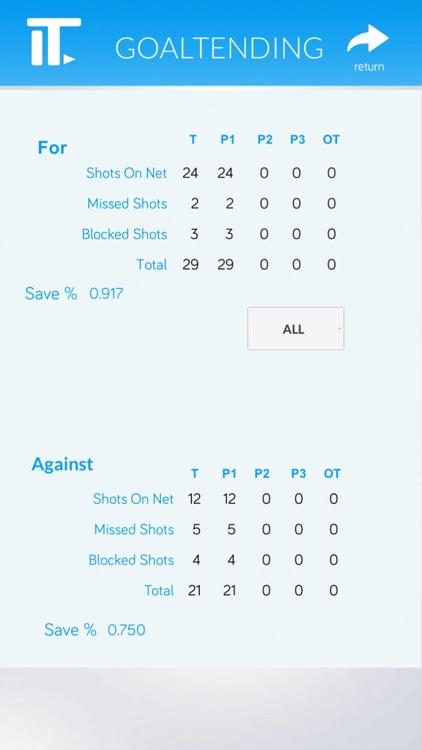Icetrack Hockey Stats screenshot-7