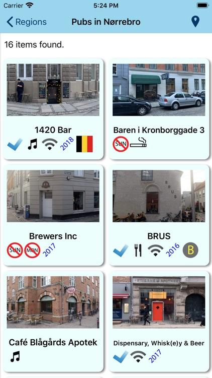 Beer Guide Copenhagen