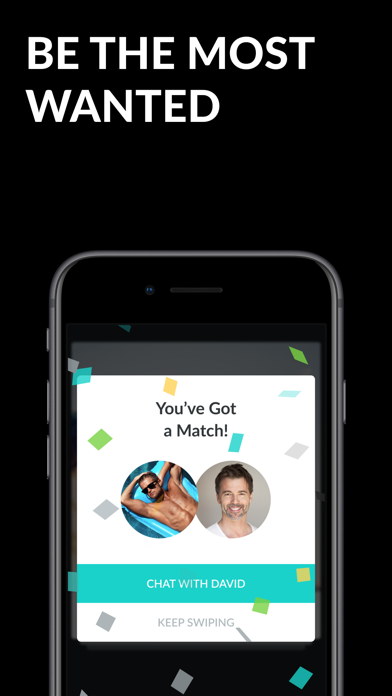 Surge - Gay Dating App Screenshot