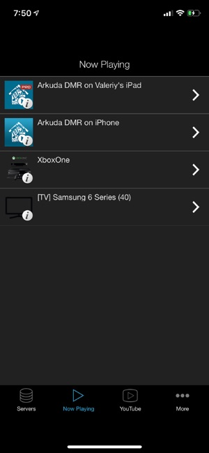 ArkMC wireless HD video player on the App Store
