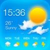 天气预报 - 实时专业版