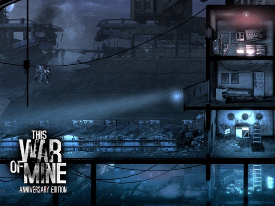 Ipad Screen Shot This War of Mine 1