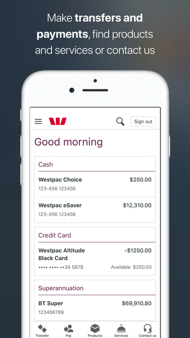 App Shopper: Westpac Mobile Banking (Finance)
