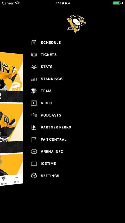 Pittsburgh Penguins screenshot-3