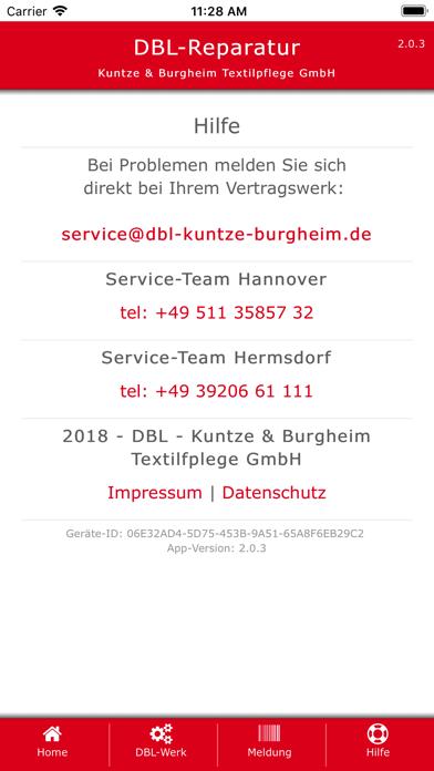 DBL ReparaturScreenshot von 6