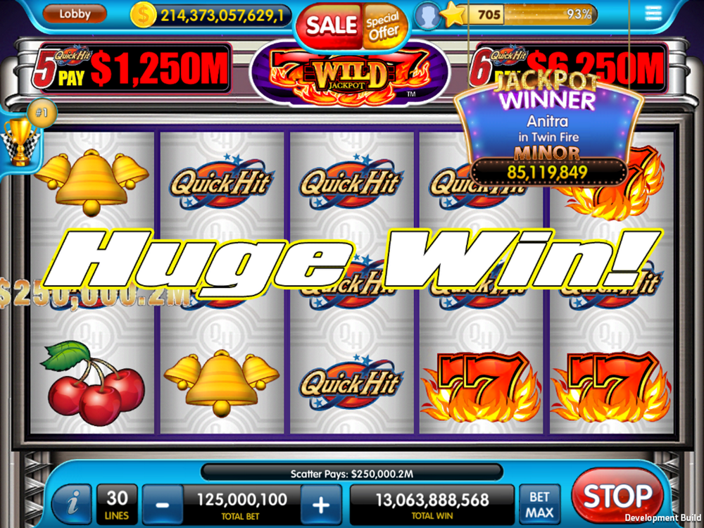 Quick Hit Slots Vegas