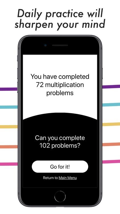 Learn Math Facts screenshot-3