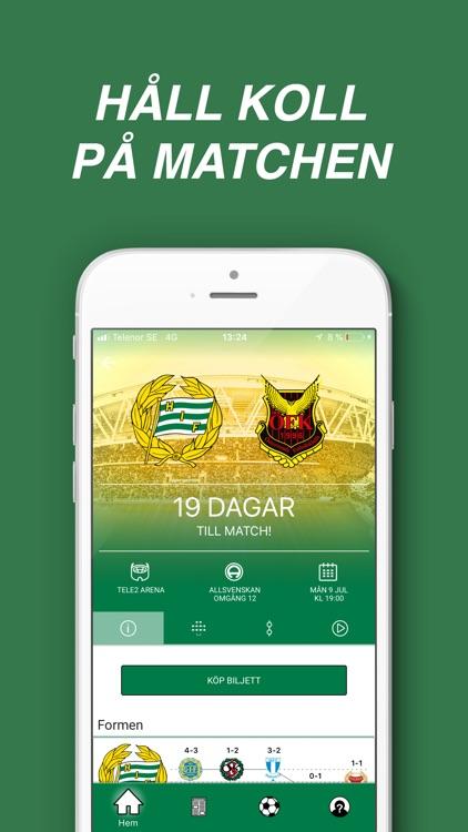 Ladda ner vr app Hammarby Fotboll Live