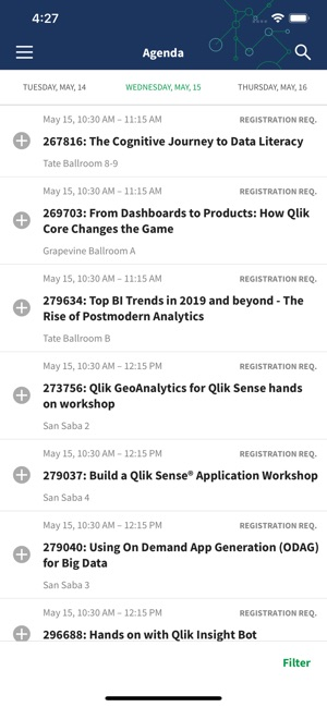 Qlik Events on the App Store