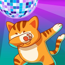 Cat Party: Dance Clicker