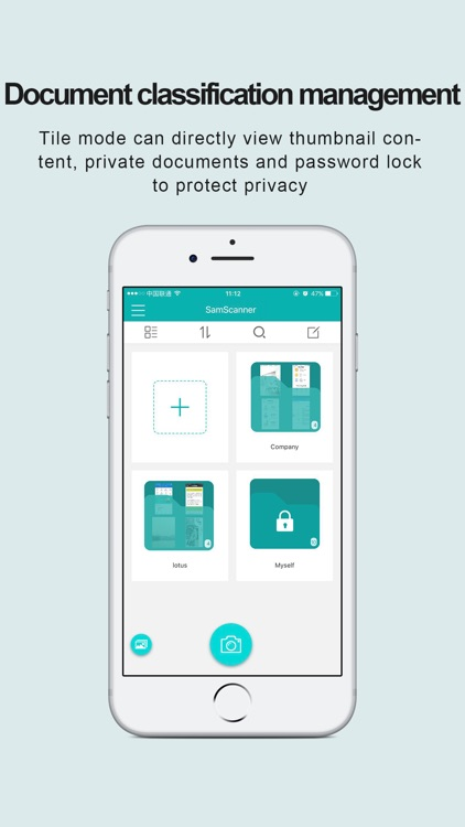 pdf scanner-Cam scanner to pdf screenshot-3