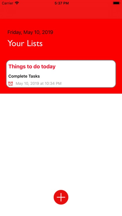 Tasks screenshot-4