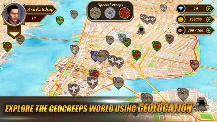Geo Creeps