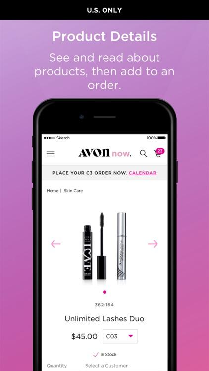 AvonNow screenshot-4