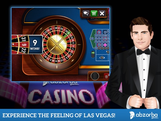 Roulette Live Casino by AbZorba Games screenshot