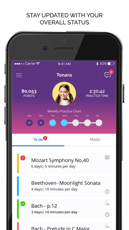 Tonara - Music Practice screenshot-3