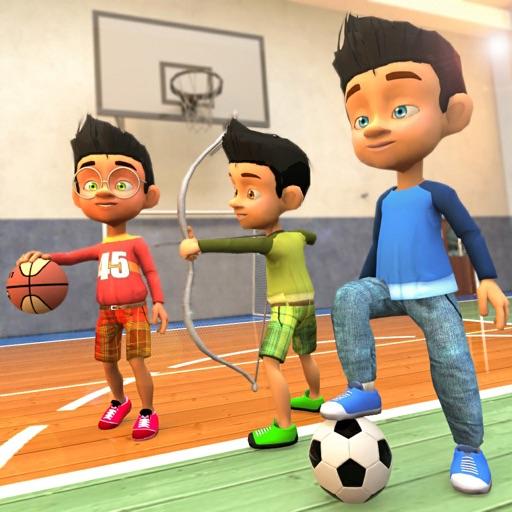 School Summer Sports Athletics iOS App