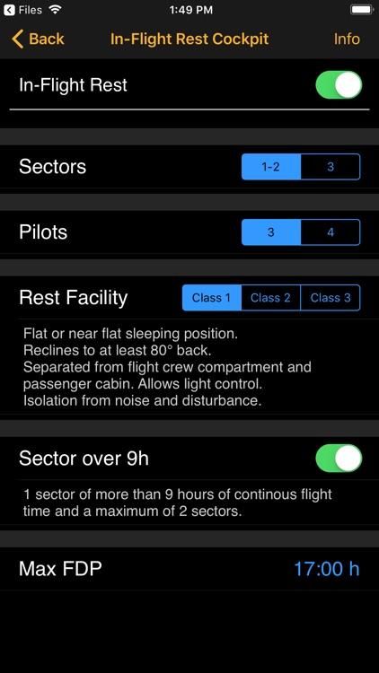 EASA FTL Calc screenshot-9