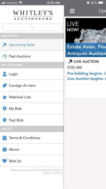 Whitley's Auctioneers Live screenshot-4