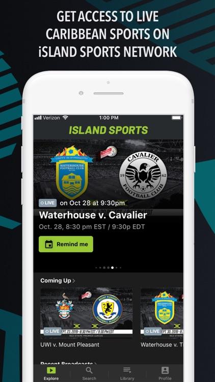 Island Sports Network