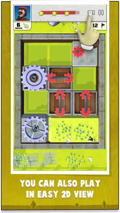 Gears Island : logic puzzle screenshot-4