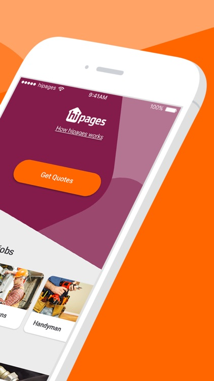 hipages - hire a tradie
