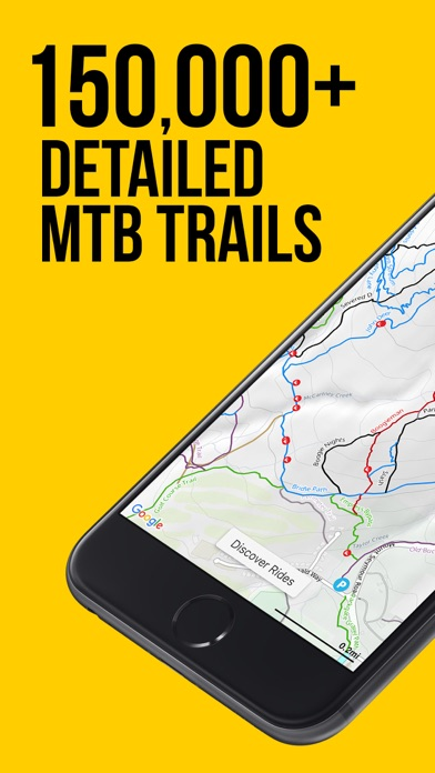 Screenshot for Trailforks in South Africa App Store
