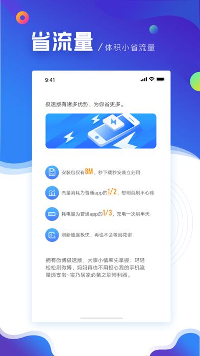 微博极速版 screenshot four