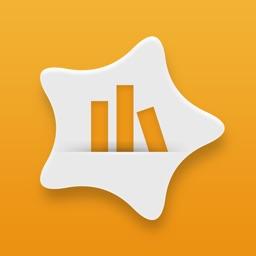 阅读星 - 支持在线听书的小说大全追书软件
