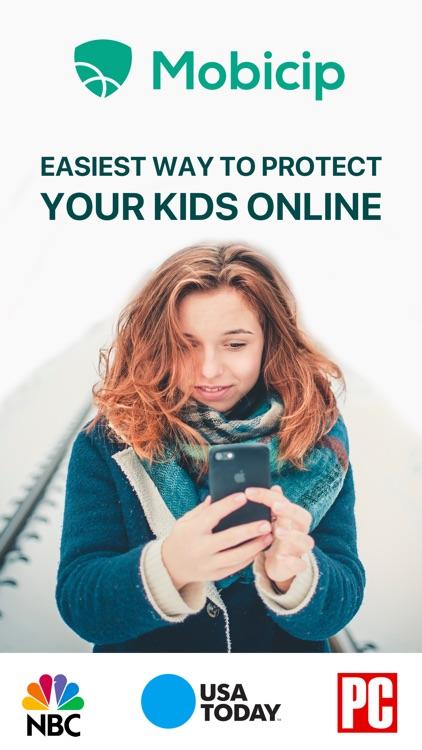 Parental Control App - Mobicip