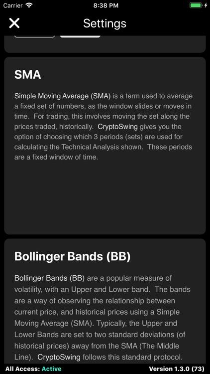 CryptoSwing screenshot-7