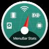 MenuBar Stats - Fabrice Leyne