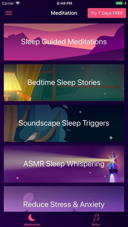 Sleep Meditation Fall Asleep