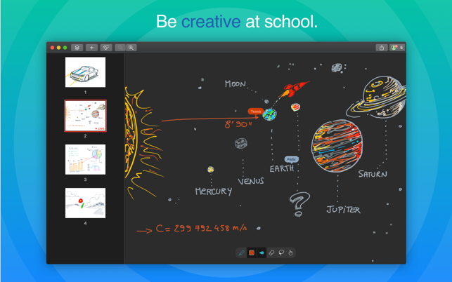 Inko 2.0 Brings Remote Whiteboarding to iPad & a New Mac Catalyst App Image