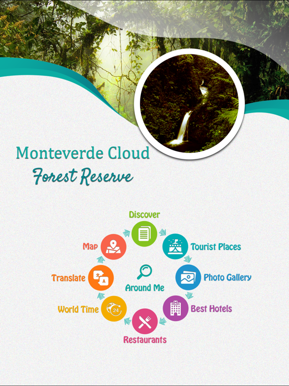 Monteverde Cloud screenshot 7