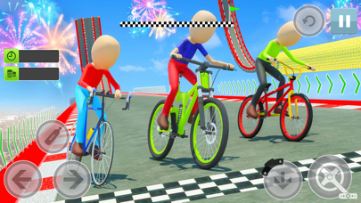 Freestyle DMBX Race screenshot 3