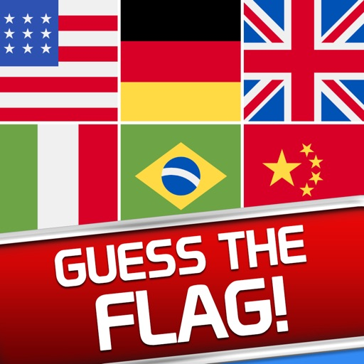 Guess the Flag! Logo Quiz Game