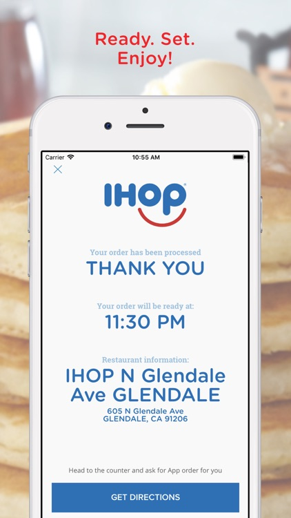 IHOP screenshot-3