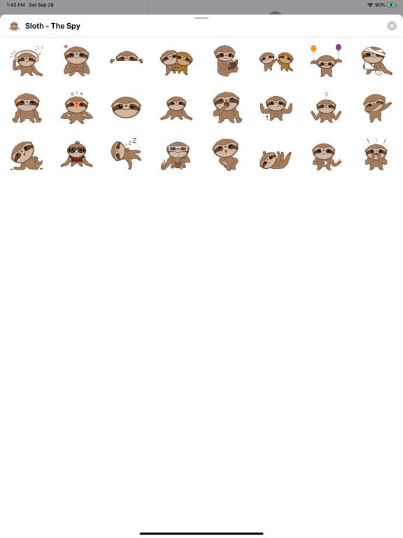 Sloth - The Spy screenshot 3