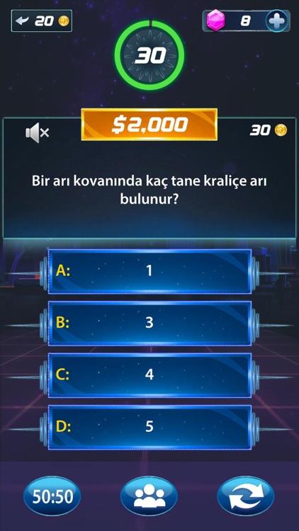 Milyoner 2020 Bilgi Yarışması screenshot-6