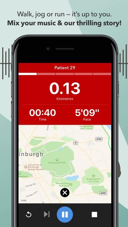 Zombies, Run! screenshot-4
